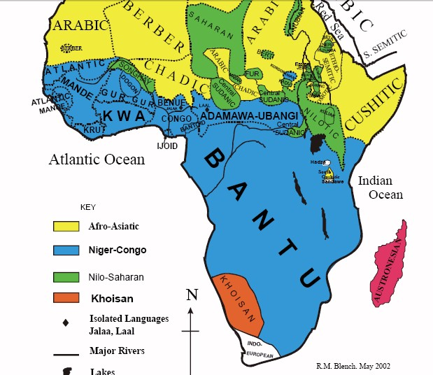 The nilo-saharan languages a comparative essay